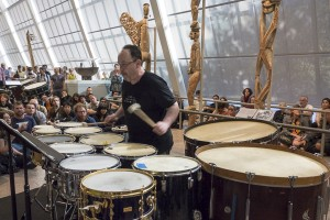 "Performing John Zorn's ""Gri Gri"" at the Metropolitan Museum"